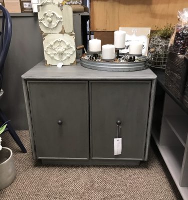 Small Gray Table