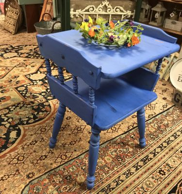 Ethan Allen Baumritter Small Table
