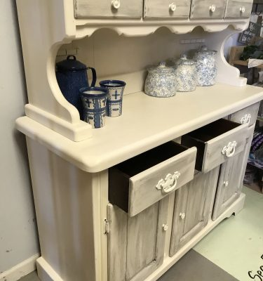 Country River Kitchen Hutch