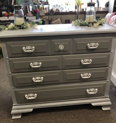 4-Drawer Jamestown Sterling Solid Maple Dresser