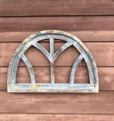 Half Moon Window Arch